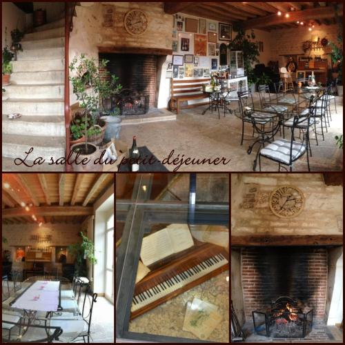 Domaine Maltoff : Bed and Breakfast near Vincelottes