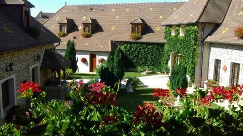 Hotel Le Clos De La Vouge : Hotel near Gilly-lès-Cîteaux