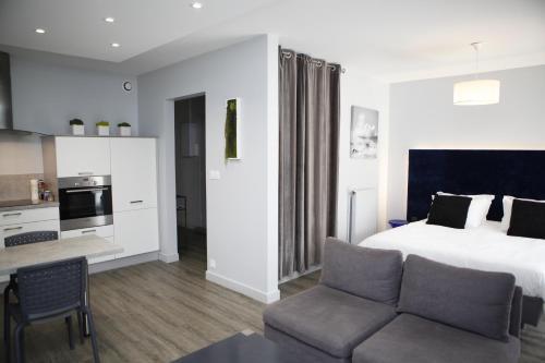 City Bagot : Apartment near Saint-Brieuc