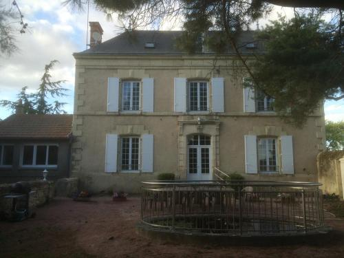 Gite de Saint Jean : Guest accommodation near Luzay