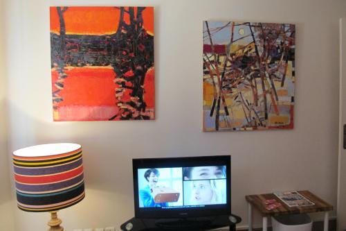 Un Homme Et Une Femme : Apartment near Deauville