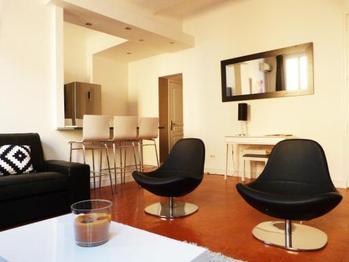 Appartement coeur historique Aix : Apartment near Aix-en-Provence