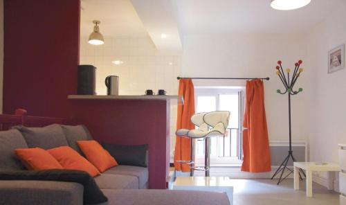 Le Petit St Lazare : Apartment near Laizy