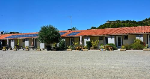 Hotel Motel Limoux : Motel near Cépie