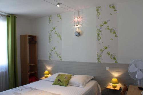 Hotel d'Orléans : Hotel near Mornac