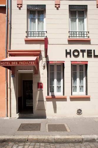 Hôtel des Facultés : Hotel near Lyon 7e Arrondissement
