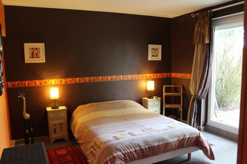 Domaine de la Borde : Bed and Breakfast near Gevry