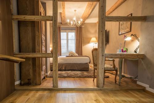 La Vieille Vigne B&B : Bed and Breakfast near Gundolsheim