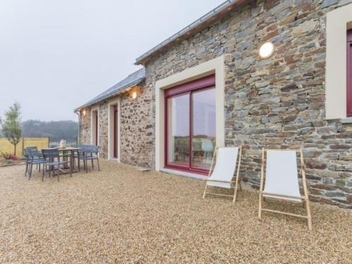 Gite La Grange De L'etang : Guest accommodation near Puceul