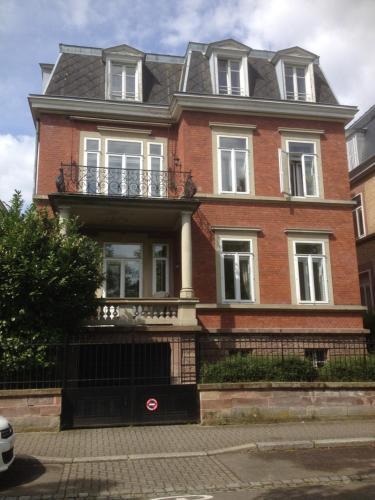 Le Relais de l'Orangerie : Apartment near Hœnheim