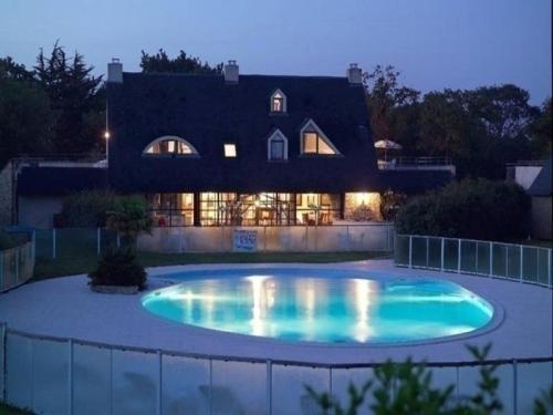 Gite Résidence Les Fleurs De Lys : Guest accommodation near Saint-André-des-Eaux