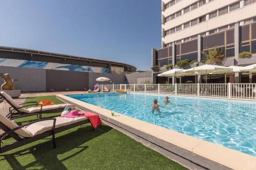 Appart'City Confort Grenoble Alpexpo : Guest accommodation near Montchaboud