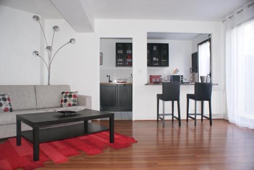 Appartement Le Louvre : Apartment near Beire-le-Fort