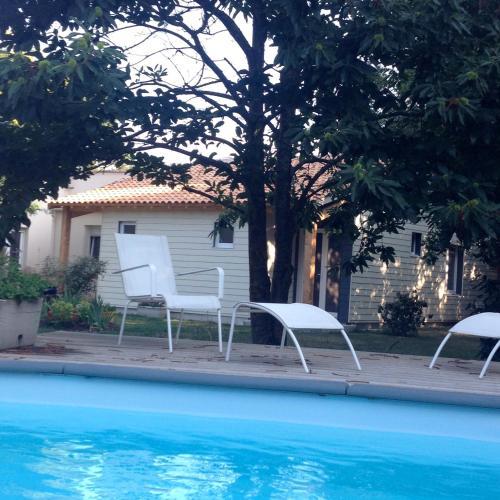 La Désirade : Bed and Breakfast near Saint-Laurent-de-la-Prée