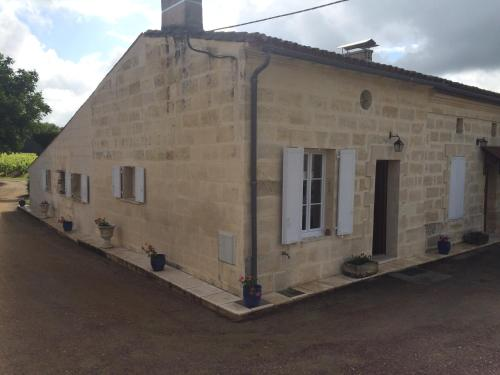 Gite Leonor : Guest accommodation near Saint-Christophe-de-Double