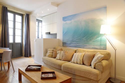 Frère : Apartment near Le Bouscat