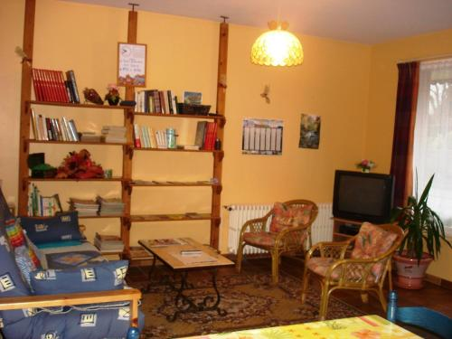Le Stang : Bed and Breakfast near Ploërdut