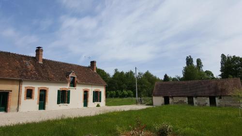 Les Brosses : Guest accommodation near La Chapelle-Montmartin