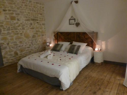 O2suites : Bed and Breakfast near Uchaud