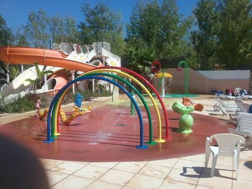 Les sables du midi : Guest accommodation near Sérignan