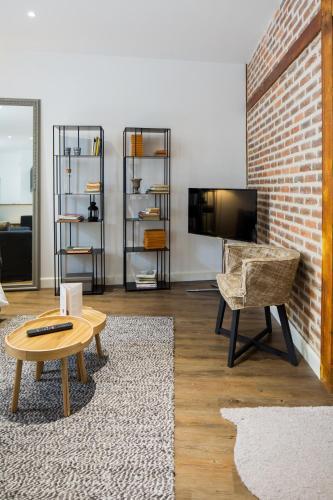 La Maison De Nemours : Apartment near Vezin-le-Coquet