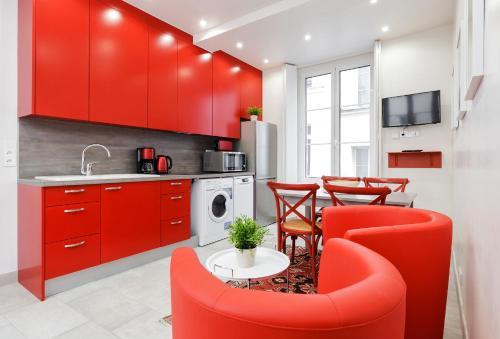 Appartement ST Emilion : Apartment near Paris 3e Arrondissement