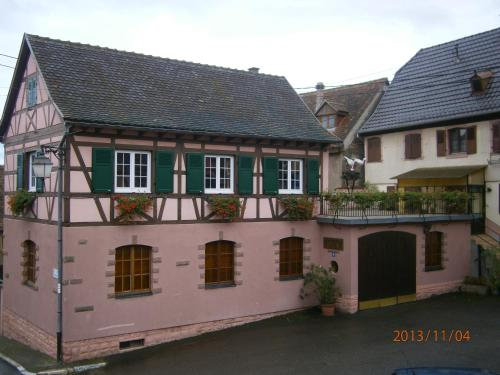 Gite Au Nid De Cigognes : Guest accommodation near Breitenau