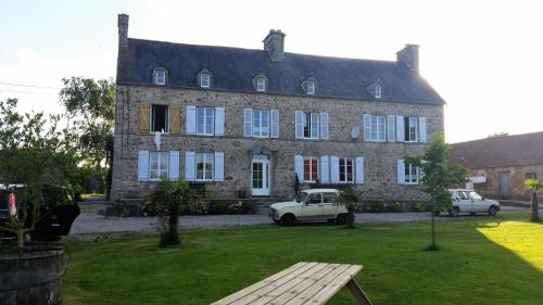 Chambre d'hôtes La Ferté : Guest accommodation near Foucarville