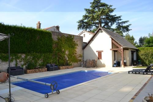 Détente en Bourgogne : Guest accommodation near Champs-sur-Yonne
