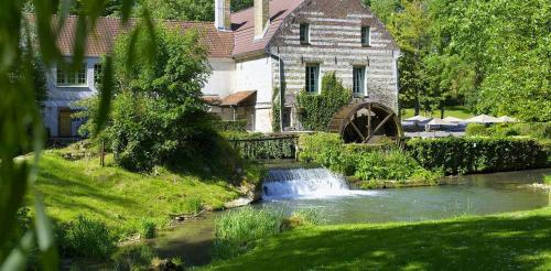 Moulin de Mombreux : Hotel near Affringues