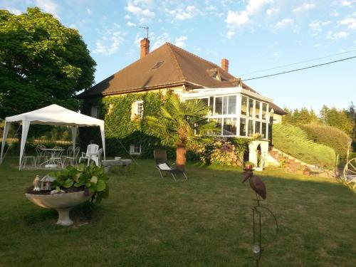 Au Saule : Bed and Breakfast near Gonneville-sur-Honfleur
