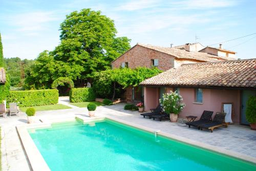 B&B La Badelle : Bed and Breakfast near Goult
