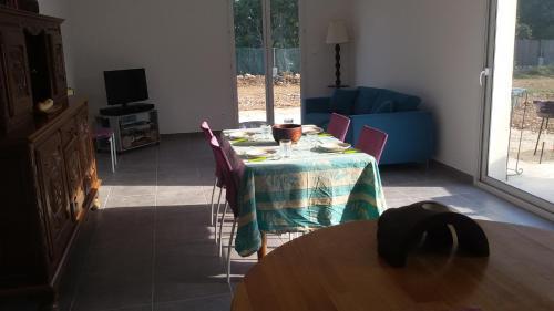 Le p'tit Gîte Gardéchois : Guest accommodation near Saint-André-de-Cruzières
