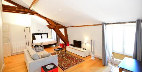 Appart' Lyonnais : Apartment near Lyon 1er Arrondissement