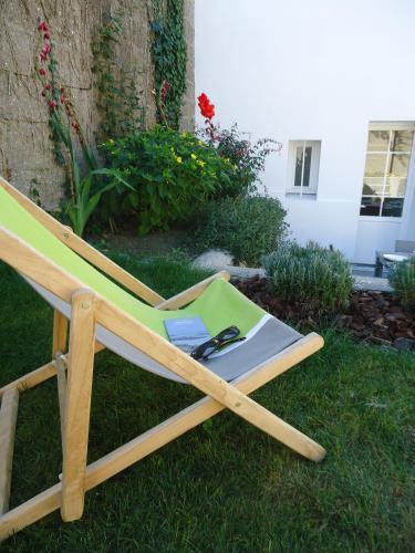 La maison les amarres : Guest accommodation near Chanteloup