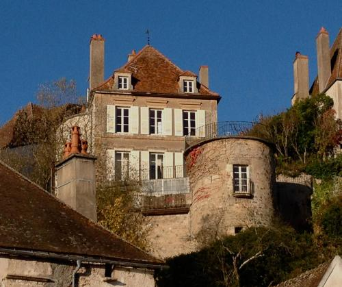La Maison Févret : Bed and Breakfast near Moutiers-Saint-Jean