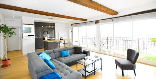 Appart' Panorama : Apartment near Lyon 4e Arrondissement