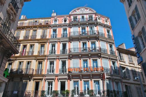 Hôtel Maison Saint Louis - Vieux Port : Hotel near Marseille 6e Arrondissement