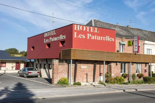 Les Paturelles : Hotel near Rainsars
