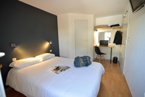Fasthotel Limoges : Hotel near Chaptelat