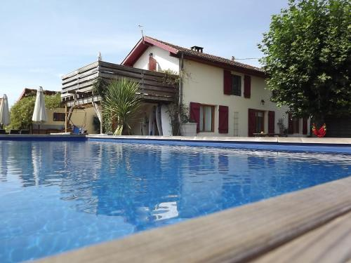 The Secret Spot Lodge : Bed and Breakfast near Azur