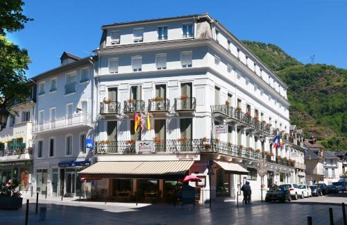 Hôtel Panoramic : Hotel near Castillon-de-Larboust