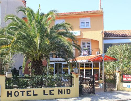 Hôtel le Nid : Hotel near Argelès-sur-Mer