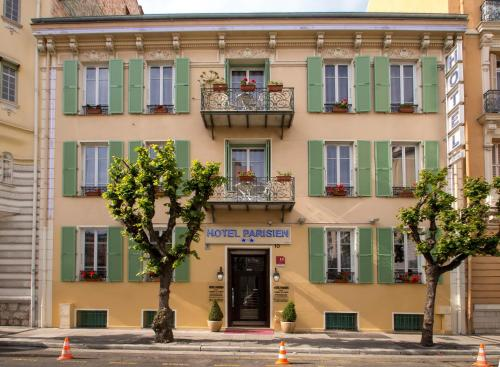 Hôtel Parisien : Hotel near Nice