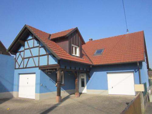Gite Schmitt : Guest accommodation near Kauffenheim