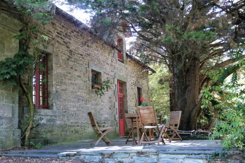 Cottage du Manoir de Trégaray : Bed and Breakfast near Saint-Nicolas-de-Redon