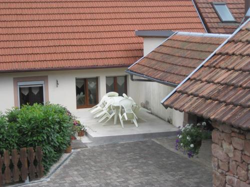 Aux coeurs de la vallée : Apartment near Breitenau