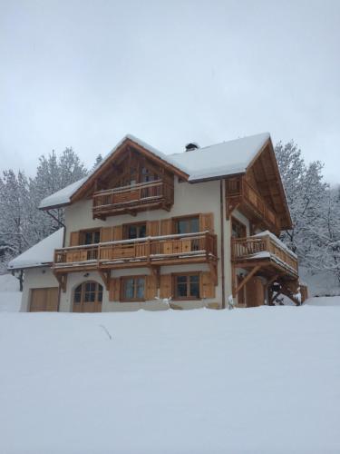 La Cucumelle : Apartment near La Salle-les-Alpes
