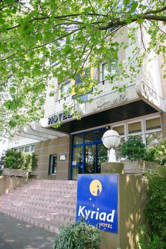 Kyriad Marne-La-Vallée Torcy : Hotel near Collégien