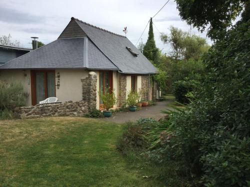 La Tabourie : Guest accommodation near Fougerolles-du-Plessis